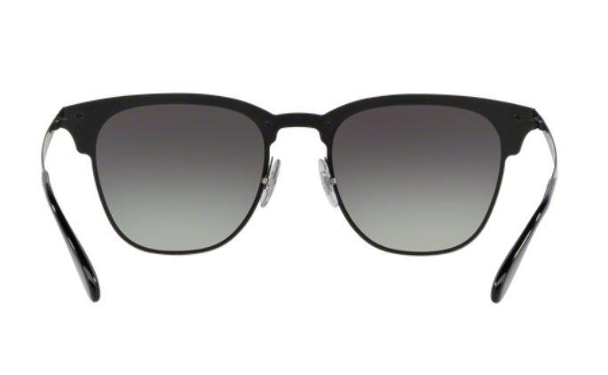 aac330fd15 Oculos Sol Ray Ban Blaze Clubmaster Rb3576n 153 11 47mm Pret - R ...