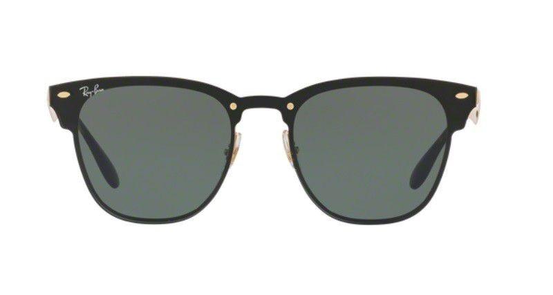 e65acaea1ff0b Oculos Sol Ray Ban Blaze Clubmaster Rb3576n 043 71 47mm Pret - R ...