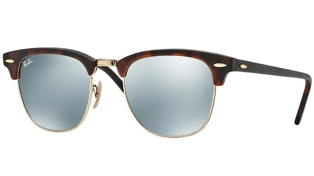 c2c25e10cf Óculos De Sol Ray Ban Clubmaster Original Rb3016 1145 30 51 - R  709 ...