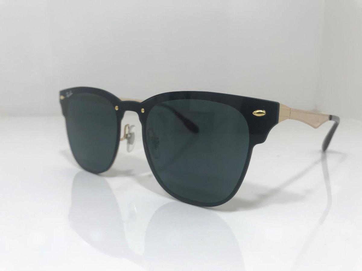 0a457aefb2003 Oculos De Sol Ray Ban Rb 3576 N Blaze Clubmaster Originais - R  239 ...