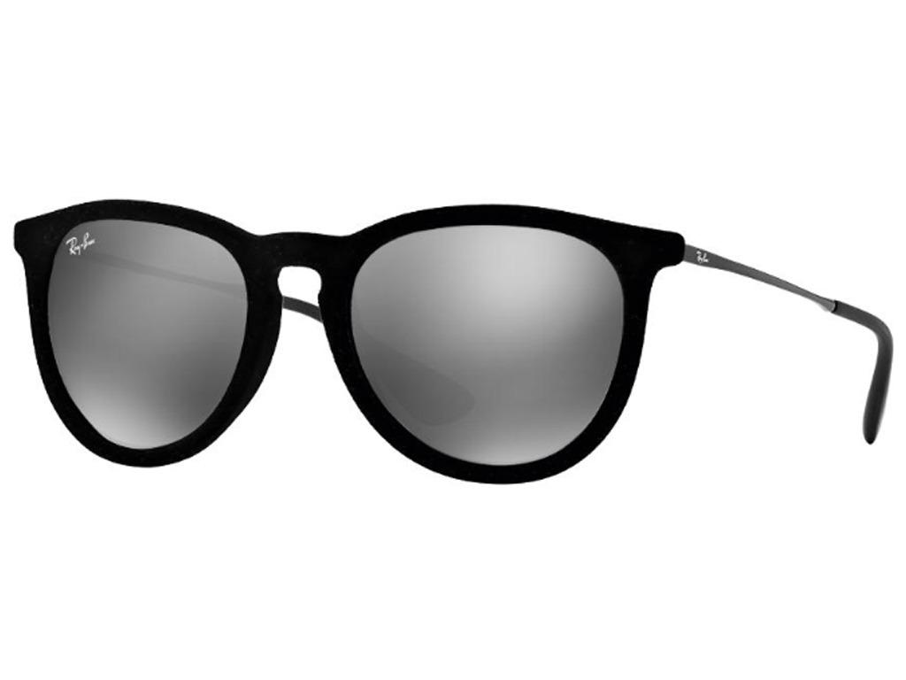 Óculos De Sol Ray Ban Erika Velvet Veludo Rb4171 6075 6g 54 - R  570 ... d5ae49e0f1