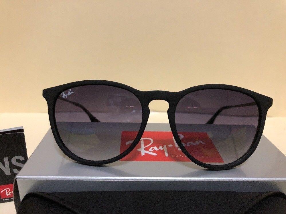 ... rb 4171 preto original feminino. Carregando zoom... óculos sol ray ban  erika. Carregando zoom. 5ca1e227668a3