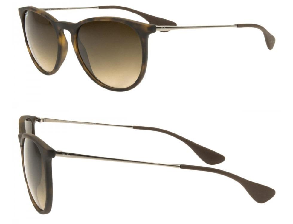 02c1e3272a406 óculos sol ray ban erika original rb4171 868 13 polarizada. Carregando zoom.