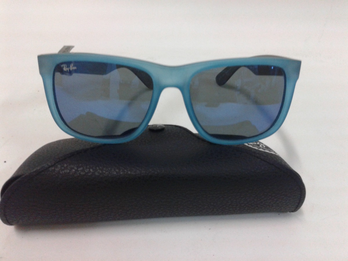 Oculos De Sol Ray-ban Rb4165 Justin Color Mix 6028 55 - R  299,00 em ... 839eff421b