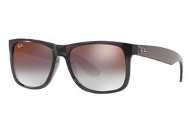 c17074e1e Oculos Rayban Justin Vermelho - Óculos no Mercado Livre Brasil