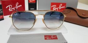 2addea7f0 Culos Sol Dourado Quadrado - Óculos no Mercado Livre Brasil