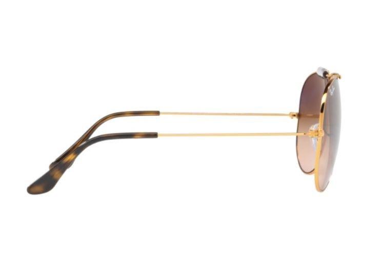 fe2fff3b7 Oculos Sol Ray Ban Rb3029 9001a5 62 Bronze Lente Pink Degrad - R$ 499,00 em  Mercado Livre
