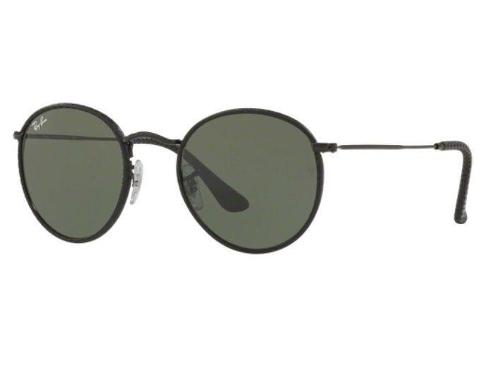 Oculos Sol Ray Ban Rb3475q 9040 50mm Preto Lente Verde G15 - R  569 ... 54eb519f37