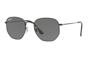 dcae71151 Ray Ban Hexagonal Flat Len - Óculos De Sol no Mercado Livre Brasil