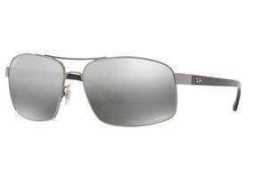 21ef9d5c6 Óculos De Sol Ray Ban 3510 004/9a Lente Polarizada Original - Óculos ...