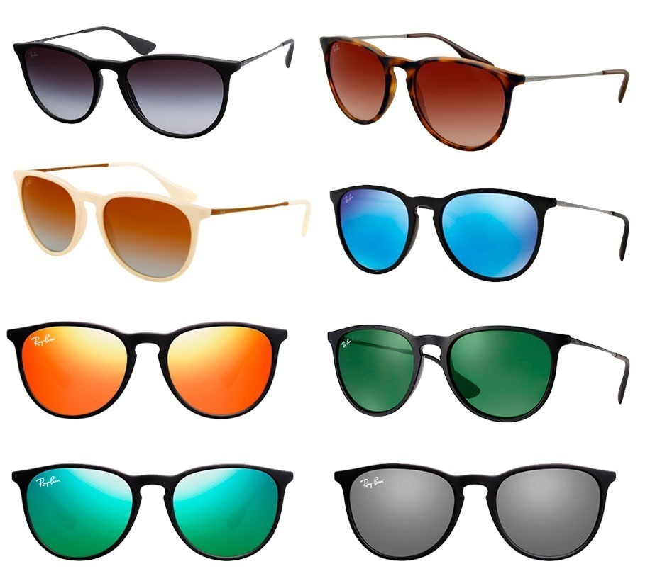 10b8d7713 óculos sol ray-ban rb4171 erika original masculino feminino. Carregando zoom .