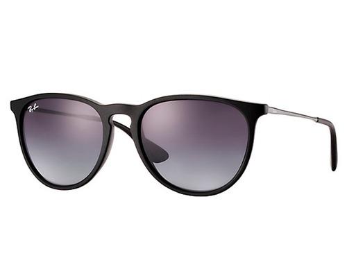 c7a960ed4 óculos sol ray-ban rb4171 erika original masculino feminino. Carregando zoom .