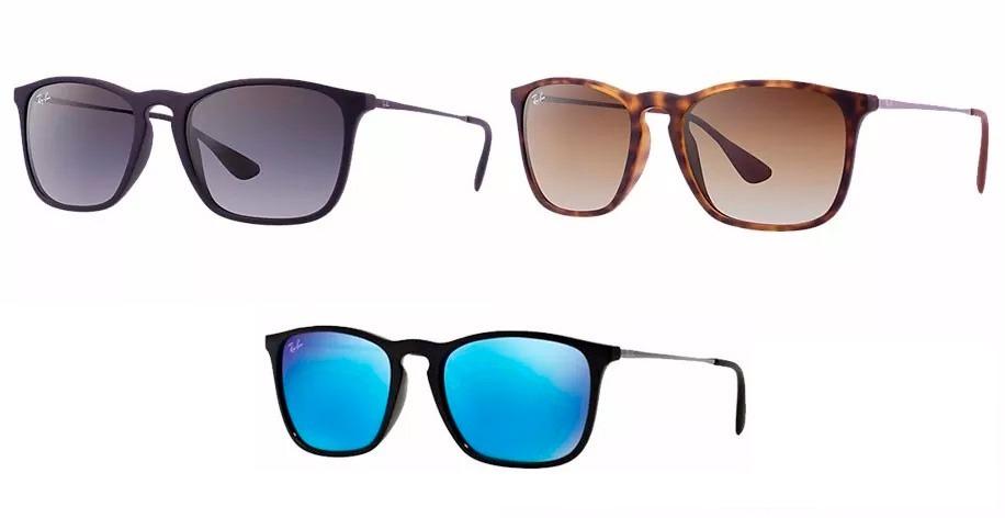 9be7c888b215d óculos sol ray-ban rb4187 chris original masculino feminino. Carregando zoom .