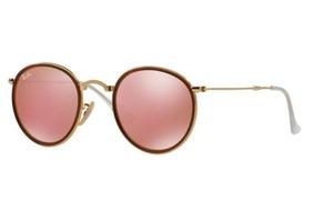 942a0990a Oculos Rayban Redondo Espelhado De Sol Ray Ban Round - Óculos no ...