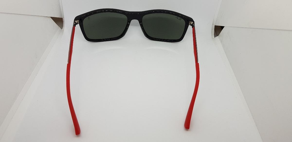 ae035c8bc906c Óculos Sol Ray Ban Rb4228m Scuderia Ferrari- F601 -wayfarer - R  289 ...