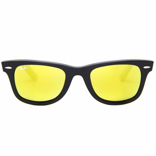 eea31b3ee9133 Óculos De Sol Ray Ban Wayfarer Rb2140 Tamanho 50 (menor) - R  499