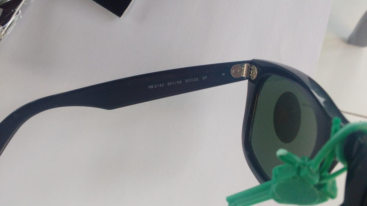 abf8bec92 Óculos De Sol Ray-ban Wayfarer Clássico - R$ 400,00 em Mercado Livre
