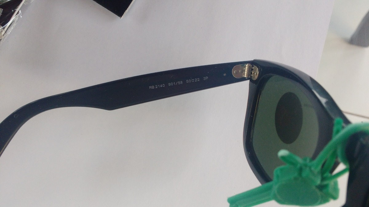 35f029834 Óculos De Sol Ray-ban Wayfarer Clássico - R$ 400,00 em Mercado Livre