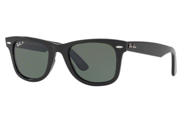 Oculos Sol Ray Ban Wayfarer Rb4340 601 58 50 Preto Polarizad - R ... 0a152d4ce7