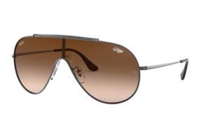 804a1d8e7 Óculos Ray Ban Rb3416q Wings Original De Sol - Óculos no Mercado Livre  Brasil