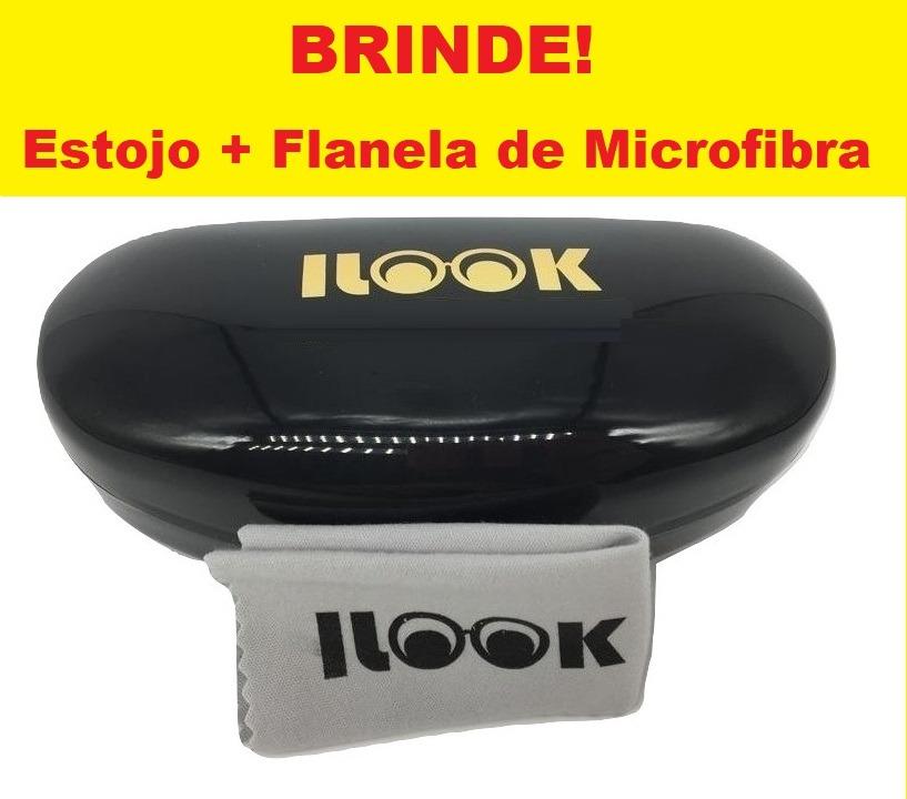 Óculos Sol Redondo Circular Vintage Lente Dupla High Quality - R  69 ... 66e70091d0