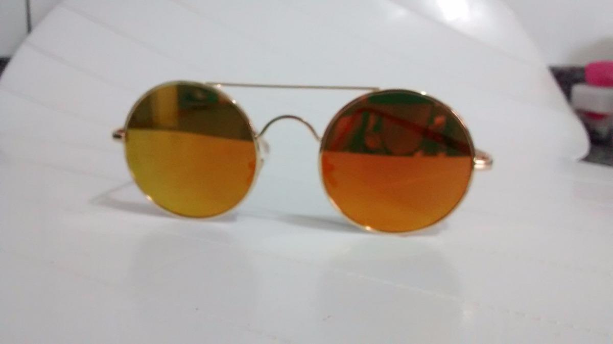 oculos sol redondo django livre steampunk retro coloridos. Carregando zoom. eb9669ce3f