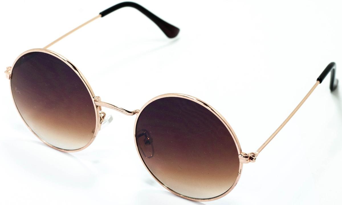 óculos sol redondo masculino estilo beatles john lennon ozzy. Carregando  zoom. 9034aa8726
