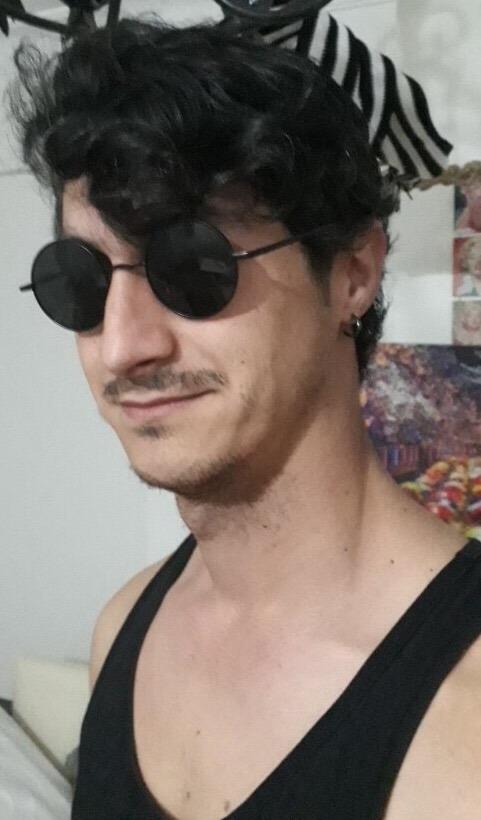51bae6b180cb7 óculos sol redondo masculino unisex polarizado proteção uv. Carregando zoom.