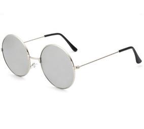 c442a2b33 Oculos De Sol Cromado Masculino - Óculos De Sol no Mercado Livre Brasil