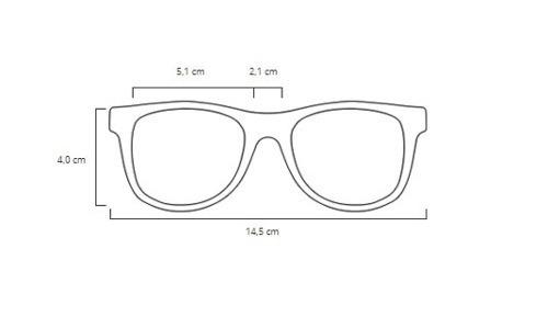 Óculos Sol Retrô Ray Ban Rb 4277 710 t5 Polarizado- Origina - R  527 ... b86dc9eeda