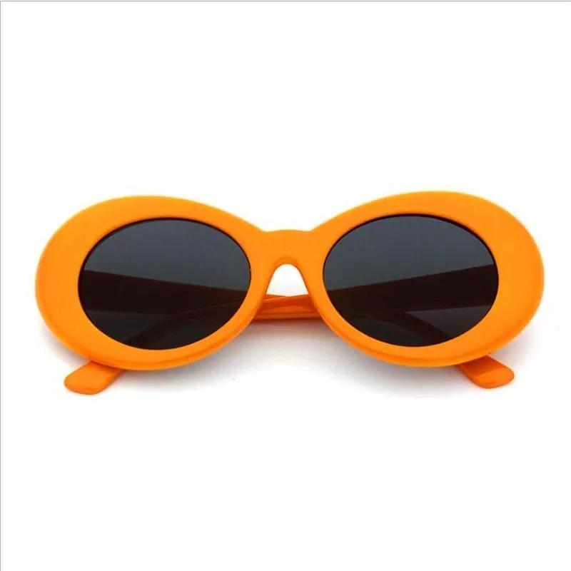 d8a9325aa7e4c oculos sol retro oval kurt cobain cores nirvana lentes uv400. Carregando  zoom.