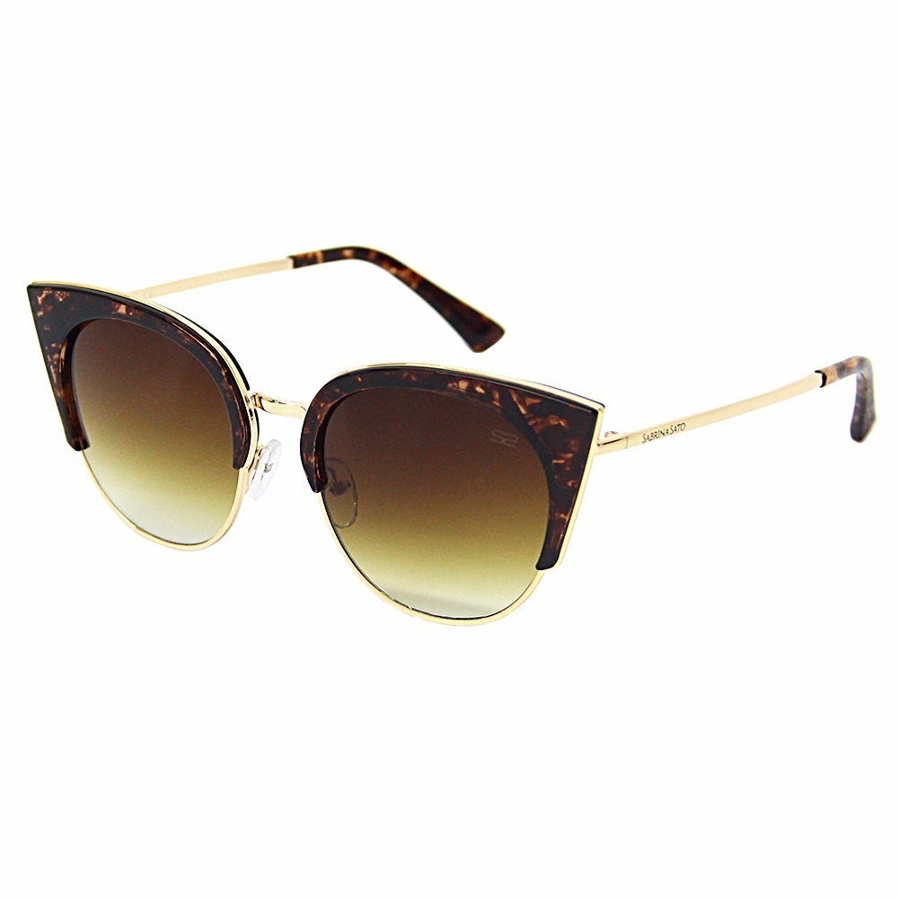 dd2b24aa0 Óculos Sol Sabrina Sato 7006 Gatinho Feminino - R$ 199,90 em Mercado ...