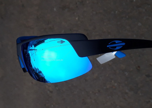 ab737c418 Óculos Sol Solar Mormaii Gamboa Air 3 Azul Espelhado Air Iii - R ...