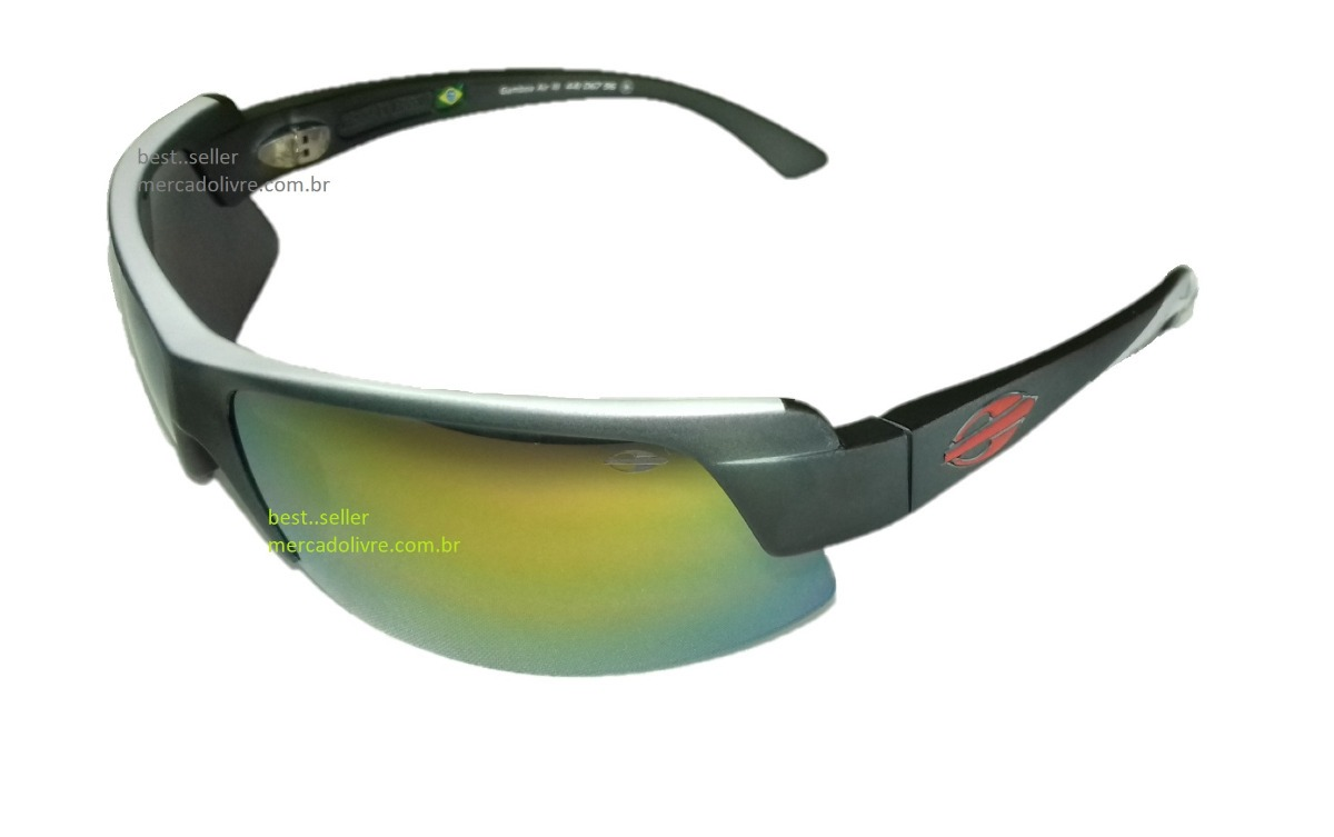 óculos sol solar mormaii gamboa air 3 fume air iii espelhado. Carregando  zoom. 85b6e3f4c0