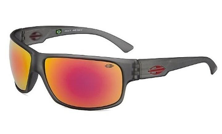 Óculos Sol Solar Mormaii Joaca 2 Fume Espelhado Vermelho Ii - R  189 ... 5c349c2017