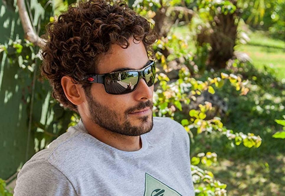 óculos sol solar mormaii joaca 2 joaca ii branco espelhado. Carregando zoom. 008095be22
