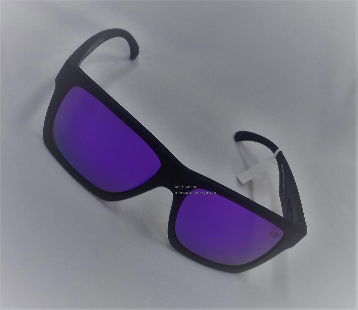 500781356dedc óculos sol solar mormaii san diego preto revo roxo espelhado. Carregando  zoom.