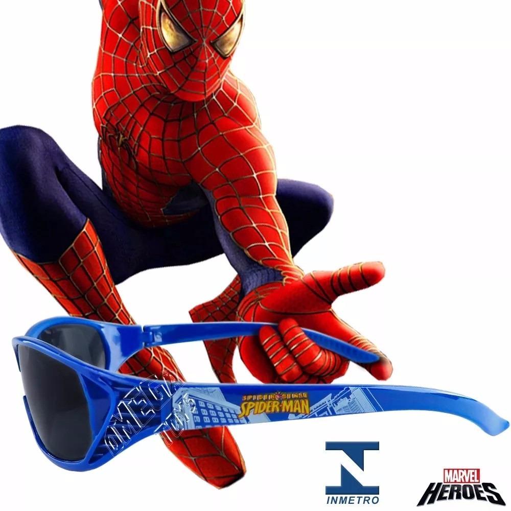 90ebaf55c6313 óculos sol spider man homem aranha disney infantil criança. Carregando zoom.