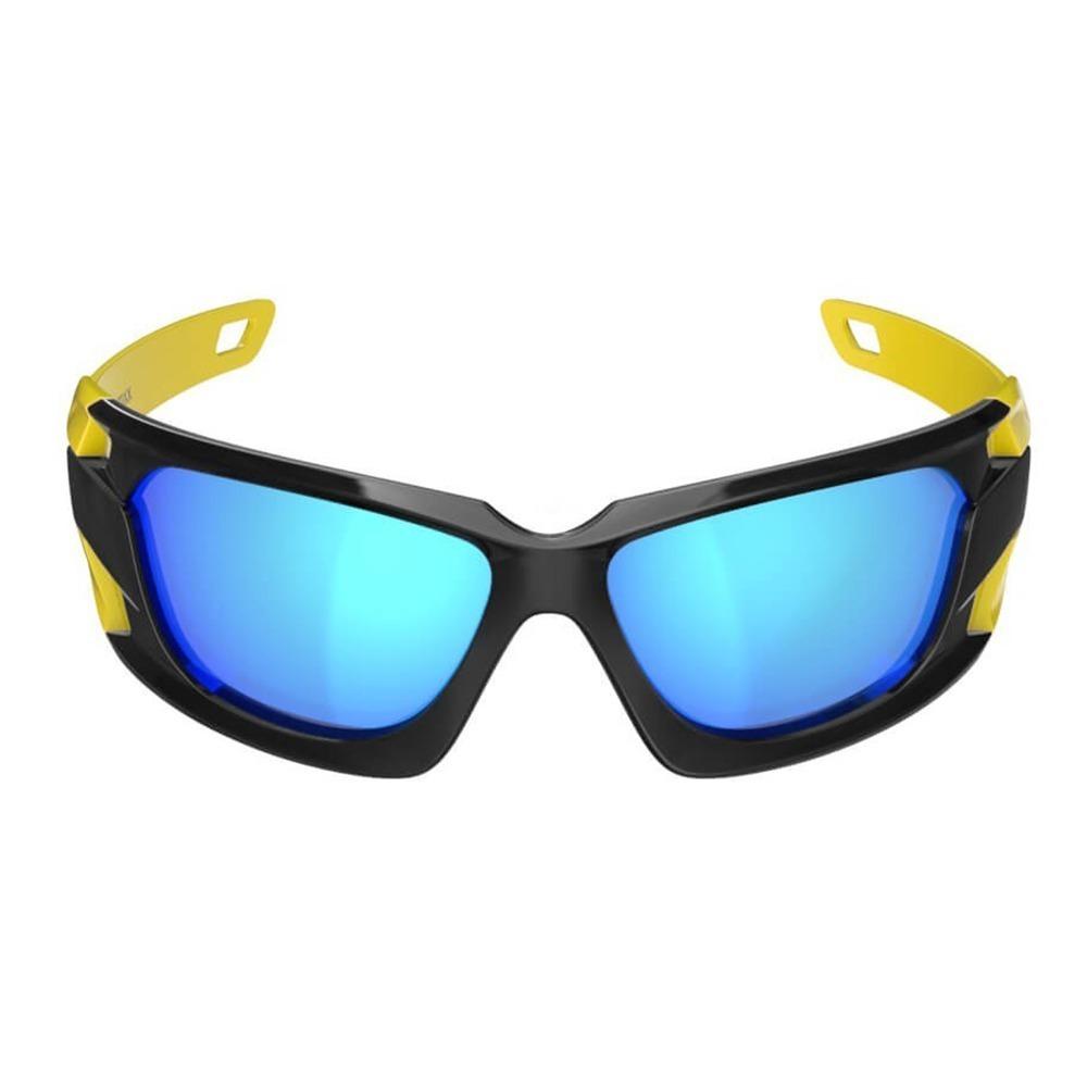 4462c94ca09b3 Oculos Sol Espelhado Spy Hammer 67 Solar Cores Preto Amarelo - R ...