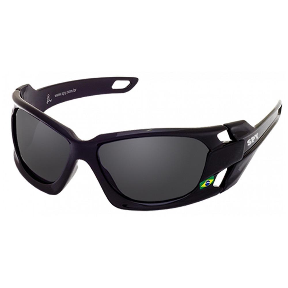 6c262a9d498c7 oculos sol spy hammer 67 original esportivo preto brilhante. Carregando  zoom.
