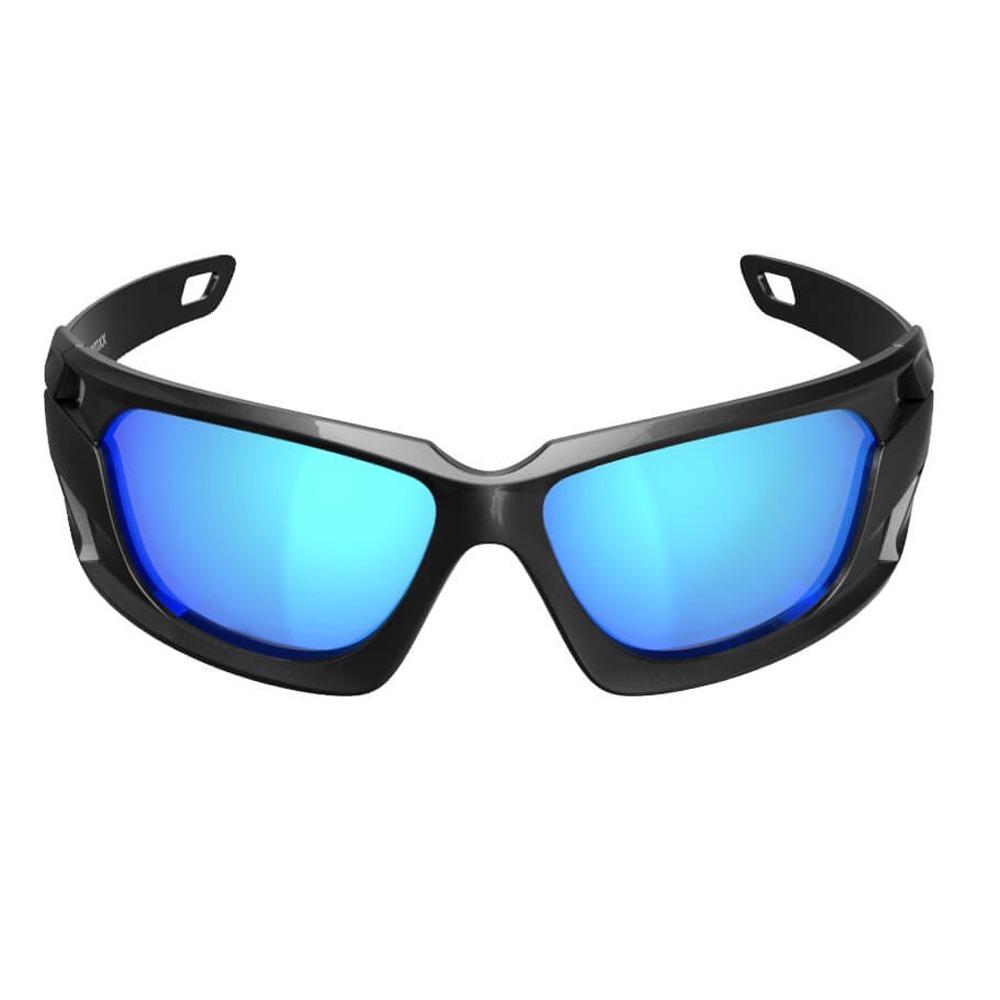 91737e238ea1c oculos sol spy original espelhado hammer 67 preto lente azul. Carregando  zoom.