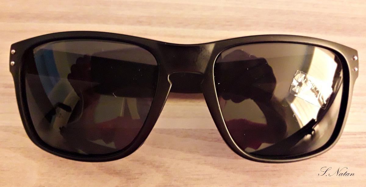 bc5c5ff3a óculos sol tipo holbrook lentes e armação mate pretas lindo. Carregando zoom .