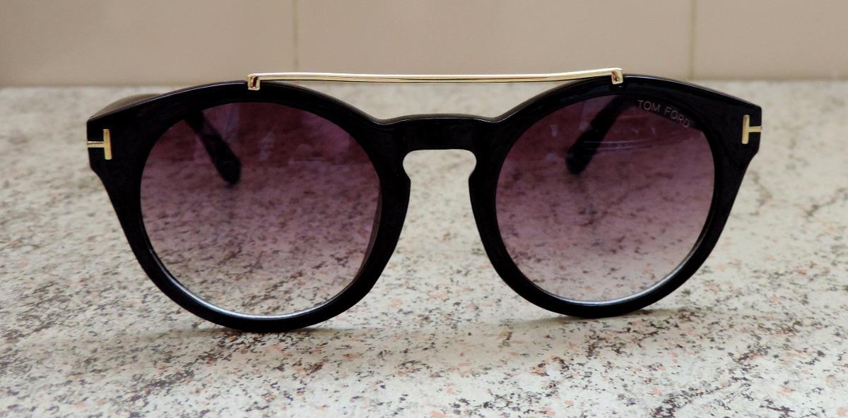 Óculos De Sol Feminino Redondo Tom Ford - R  99,90 em Mercado Livre edd19657ce
