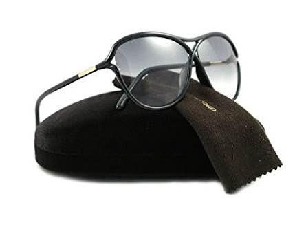 f049e258483ab Óculos Sol Tom Ford Tabitha Original Novo Aviador - R  498,00 em ...