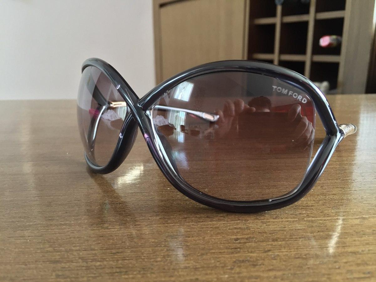 7bf27491d9623 óculos sol tom ford whitney ft0009 692 excelente estado. Carregando zoom.