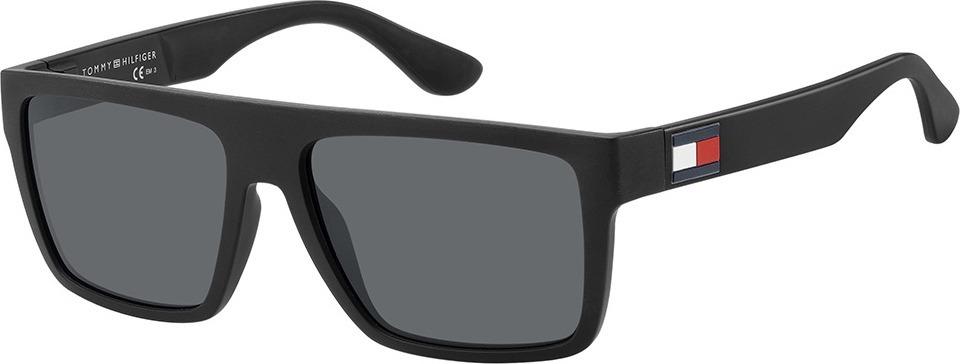 e856314d8505d Óculos De Sol Tommy Hilfiger Th 1605 S 003 56 Ir - R  238