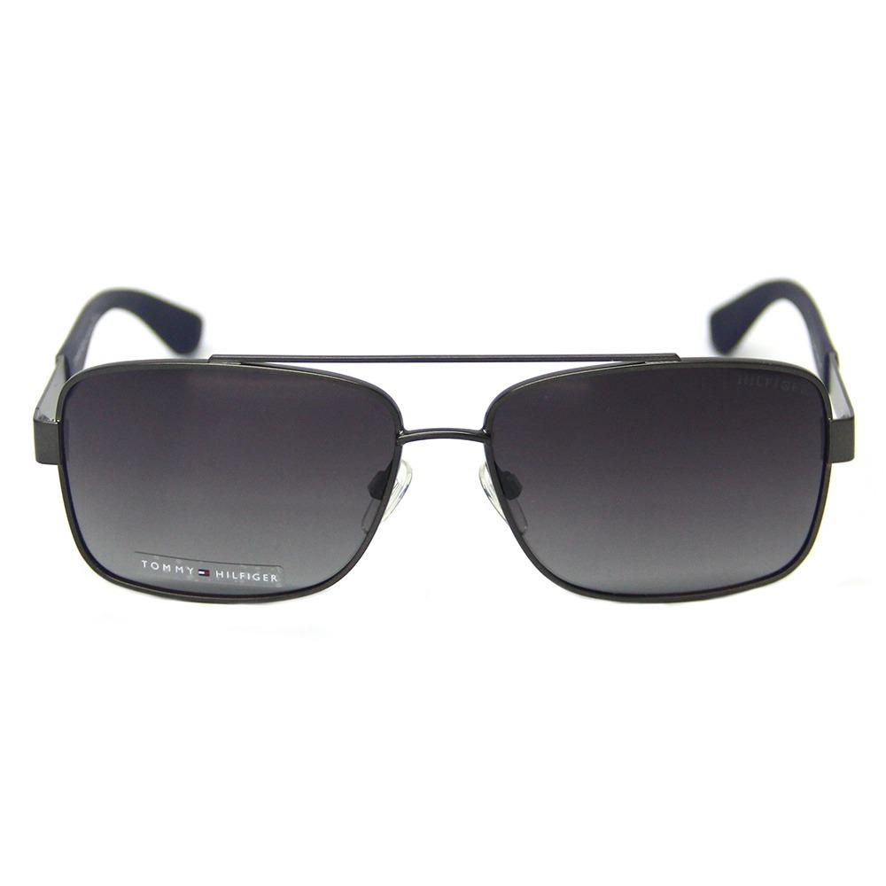 Óculos De Sol Masculino Tommy Hilfiger Th 1521 Original - R  389,00 ... 5e4c657a0e