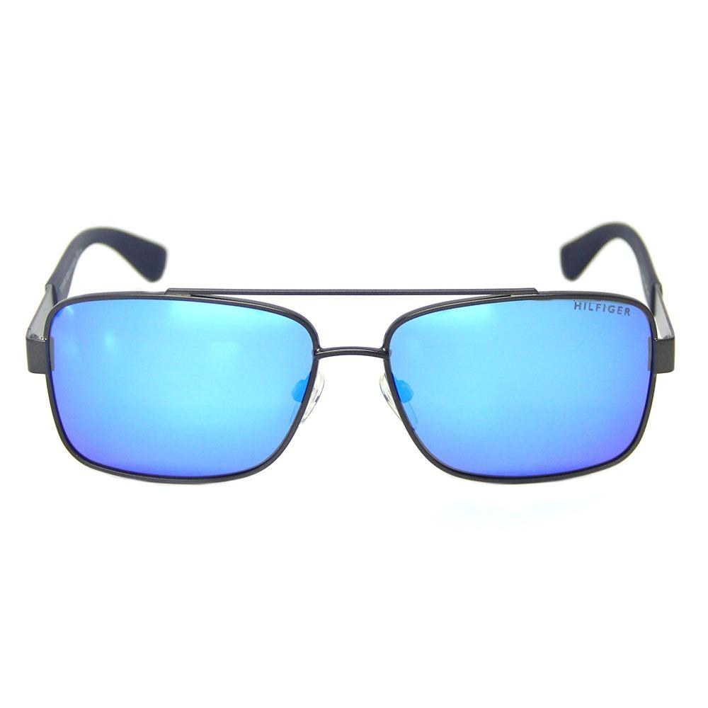 a230761e0d0e0 Óculos De Sol Masculino Tommy Hilfiger Th 1521 Original - R  389