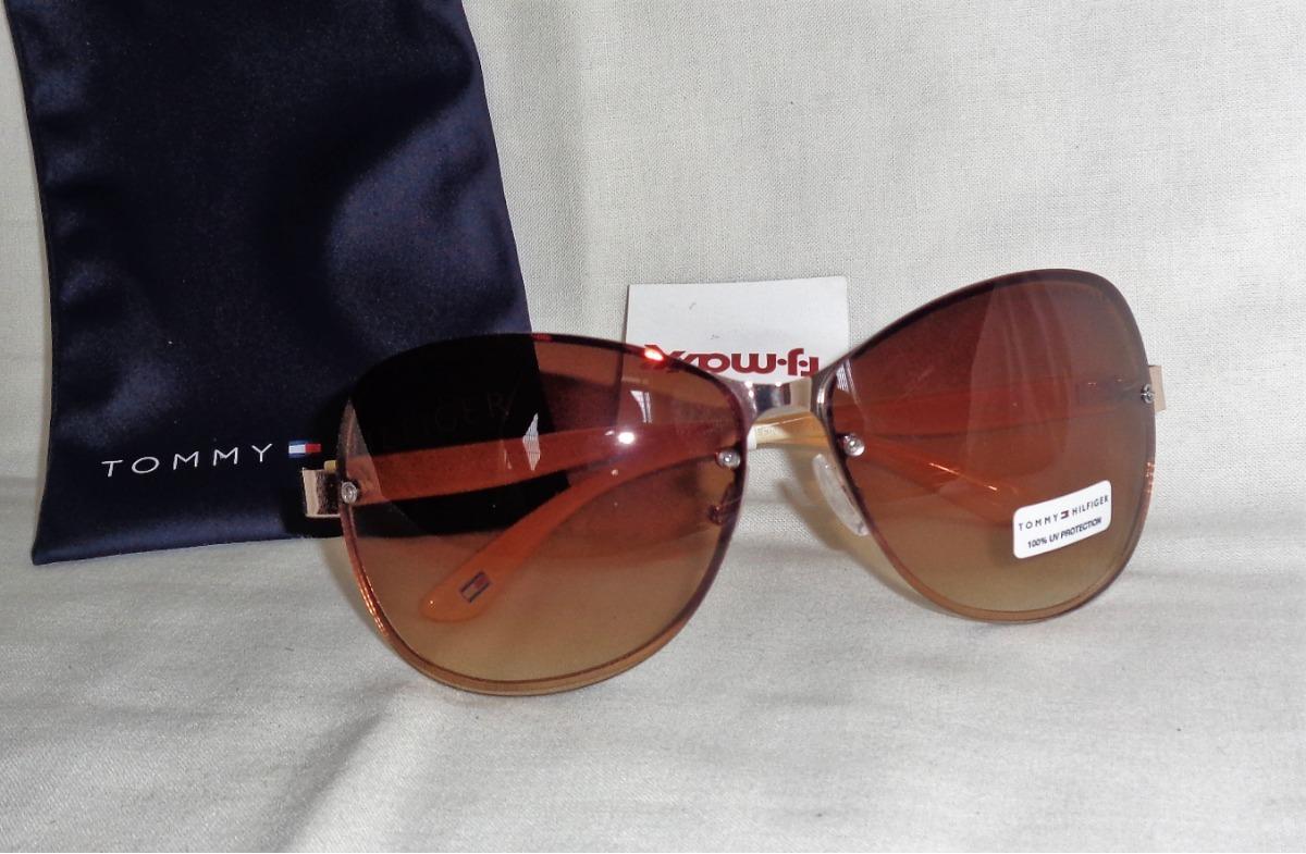 31b2a989a oculos sol tommy hilfiger feminino original uv protection. Carregando zoom.