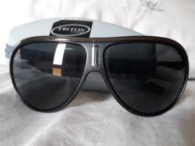 7cc5a0044 Oculos Triton Masculino De Sol - Óculos, Usado no Mercado Livre Brasil